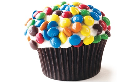 $12 for $20 Worth of Gourmet Cupcakes at Just Cupcakes