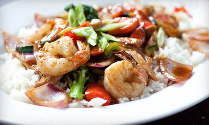 Crazy Chinese Buffet - Evansville: $10 for Chinese Cuisine for Two at Crazy Chinese Buffet ($19.90 Value)