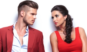 Sue at De Integro Salon: Cut & Condition with Optional Highlights, or Three Men's Cuts from Sue at De Integro Salon (Up to 56% Off)