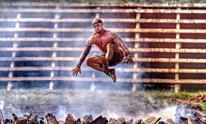 Reese's Obstacle Race Series: Fourth of July Obstacle Race from Reese's Obstacle Race Series (Up to 59% Off). Three Options Available.