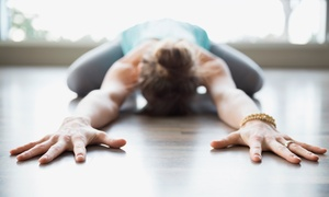 Wellness Unite: 30 or 60 Days of Unlimited Yoga at Wellness Unite (83% Off)