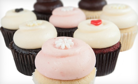 $10 for $20 Worth of Cupcakes at La Bella CupCakes