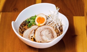Sobo Ramen: Curry Crab or Lobster Tail Ramen Prix Fixe Dinner at Sobo Ramen (Up to 14% Off)