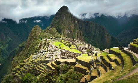 Tour of Peru with Stops in Lima & Machu Picchu