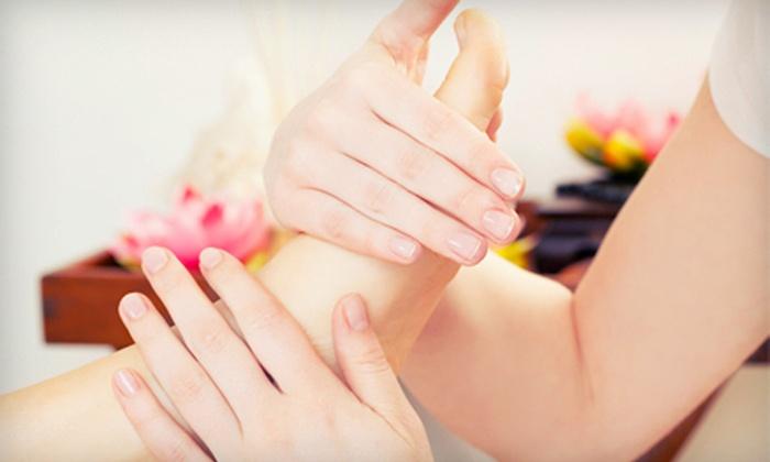 Maribel's Facial & Massage - Dallas: One or Three Foot-Reflexology Treatments at Maribel's Facial & Massage (Up to 59% Off)