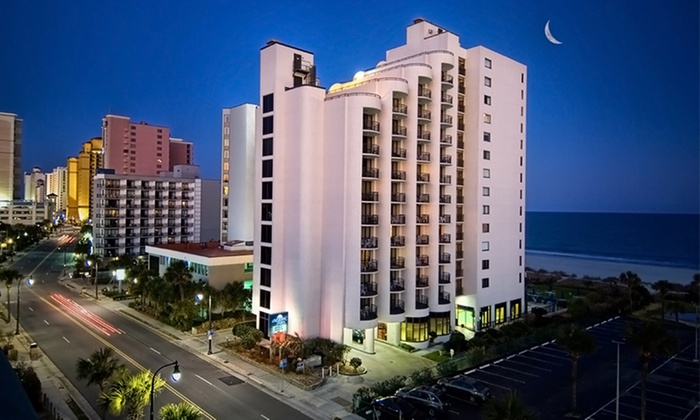 Meridian Plaza Hotel - Myrtle Beach, SC: Stay at Meridian Plaza Hotel in Myrtle Beach, with Dates into May