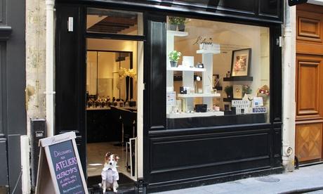 Atelier olfactif de 2h pour apprendre à créer sa bougie pour 1 personne ou 2 personnes dès 39,90 € chez l'Aurore