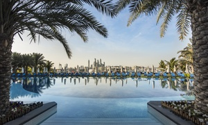 A la Turca at Rixos The Palm: Saturday Brunch with Soft Drinks or House Beverages with Optional Pool and Beach Access at À La Turca (Up to 51% Off)
