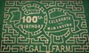 Regal Corn Maze - Statesville: Corn-Maze Visit with Farm Activities for Two, Four, or Six at Regal Corn Maze (Up to 52% Off)