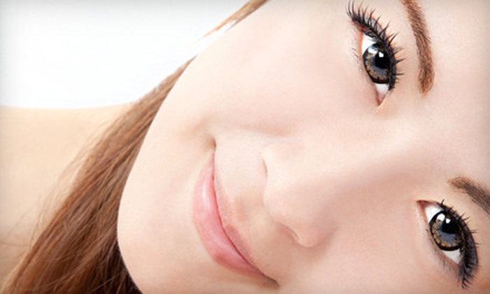 Beauty Island Spa - Rochester: $69 for Microdermabrasion with Mini Facial and LED Light Treatment at Beauty Island Spa ($150 Value)