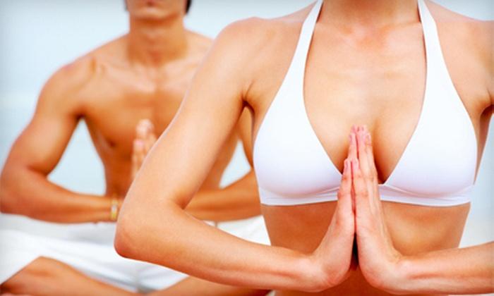 Hot Spot Yoga - Brooklyn: 5 or 10 Hot-Yoga Classes at Hot Spot Yoga in Brooklyn (Up to 71% Off)