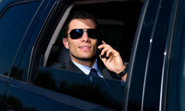 24 Hr Katy Limousine - Houston: One-Way Airport-Transportation Service in Sedan or SUV from 24 Hr Katy Limousine (Up to 50% Off)