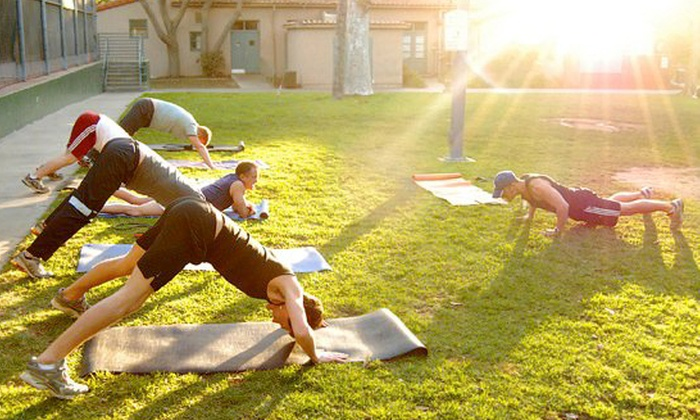 Kiwi Boot Camp with Robin Hall Life Coach and Fitness Trainer - Los Angeles: Two Weeks or One Month of Unlimited Sessions at Kiwi Boot Camp with Robin Hall (Up to 76% Off)