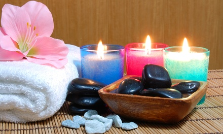 One or Three 60-Minute Massages or One 60-Minute Couple's Massage at Serendipity Salon Spa & Fitness (Up to 56% Off)
