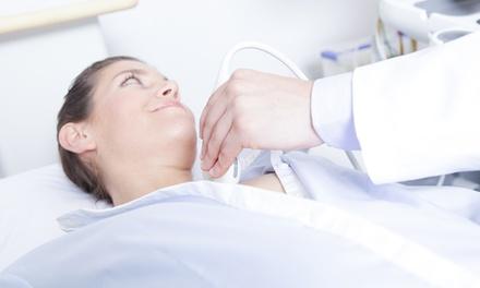 Ecografia per addome e tiroide