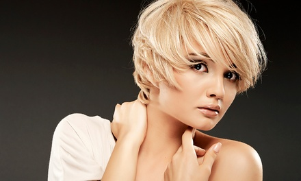 Wash, Cut and Blow-Dry at Suzannes (Up to 53% Off) (Reading)