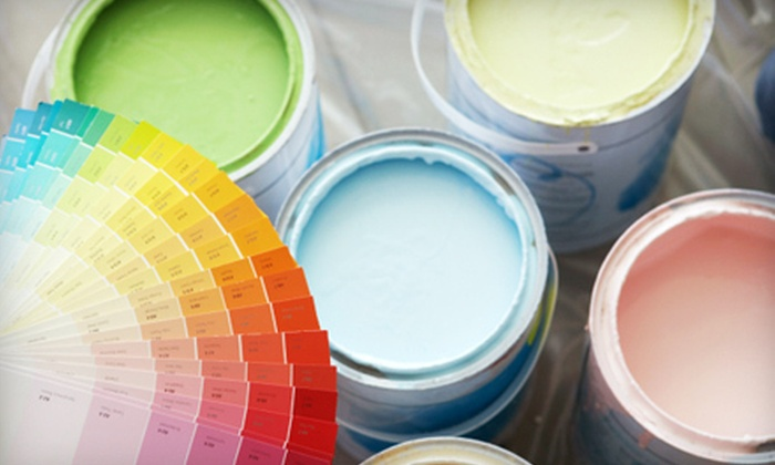 ReFresh Construction & Design - Charlotte: One, Two, or Three Rooms of Interior Painting from ReFresh Construction & Design (Up to 72% Off)