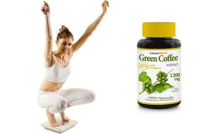60 caps di caffè verde gold Lineadiet