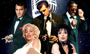 The Broadway Rat Pack: The Broadway Rat Pack on Saturday, September 12, at 3 p.m. or 7:30 p.m.