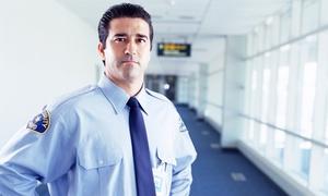 Interstate Security and Investigations: Security-Guard Training at Interstate Security and Investigations (Up to 51% Off). Three Options Available.