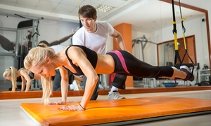 Designs in Motion: Personal Fitness Program for One or Two at Designs in Motion (Up to 76% Off)