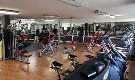 3, 6 o 12 meses de acceso ilimitado al gimnasio para 1 persona desde 39,95 € en Sports Fit Club