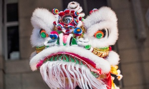 Chinese New Year San Francisco: San Francisco Chinese New Year Festival and Parade on Saturday, February 20, at 5:45 p.m. (Up to 51% Off)