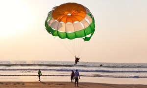Nikaïa Water Sport: 1 tour de parachute ascensionnel pour 1, 2 ou 3 personnes dès 49,90 € avec Nikaïa Water Sport