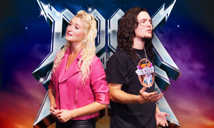 """Rock of Ages"" - Cameo Theatre: ""Rock of Ages"" (November 13–29)"
