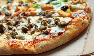 Roma Pizza & Restaurant: Pizza and Italian Cuisine for Dine-In for Two or Four at Roma Pizza & Restaurant (38% Off)