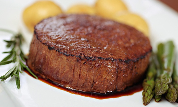The Grill Room - Hauppauge: $35 Worth of New American Fusion Fare