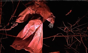 Haunted Hills Hayride: $15 for Admission for Two to the Haunted Hills Hayride ($24 Value)