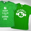 Up to 50% Off St. Patrick's Day T-Shirts