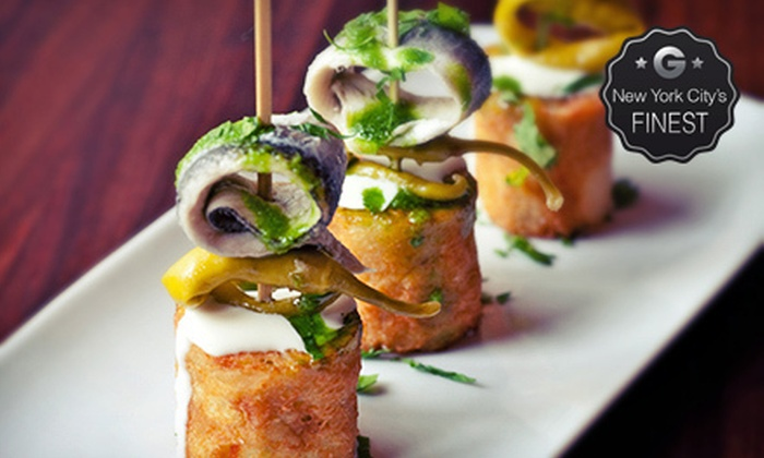 Tia Pol - New York: $29 for Tapas and Sangria for Lunch or Brunch for Two at Tía Pol (Up to $82 Value)