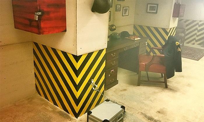 Fox In A Box Escape Room Miami