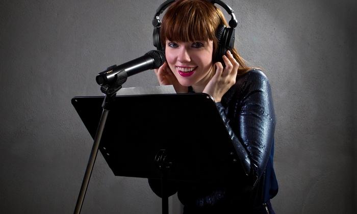 Red Rock Video & Recording Studio - Bellflower: Two Hours of Recording-Studio Time from Red Rock Video & Recording Studio (33% Off)