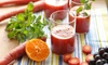 The Shake Box - New York City: Two Large-Size Juices at The Shake Box (42% Off)