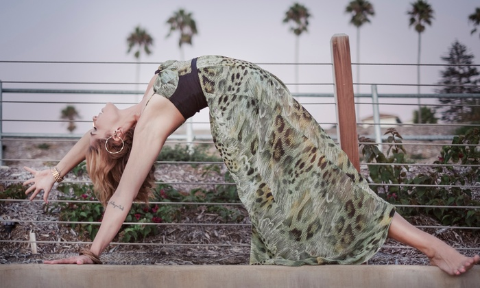 Modify Yoga Spa & Cafe - Scottsdale: One Month of Unlimited Yoga Classes or 10-Class Yoga Package at Modify Yoga Spa & Cafe (Up to 63% Off)