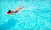Sunset Pool Service - North Shoal Creek: One or Two Pool Cleanings with Chemicals from Sunset Pool Service (Up to 55% off)