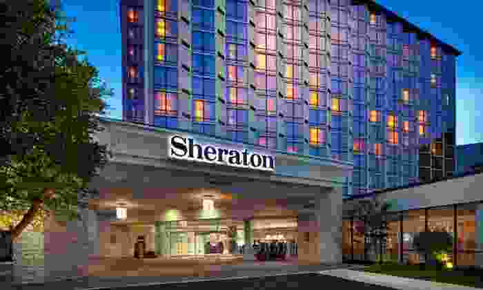 null - Dallas: Stay with Daily Buffet Breakfast and Parking at Sheraton Dallas by the Galleria in Dallas, TX