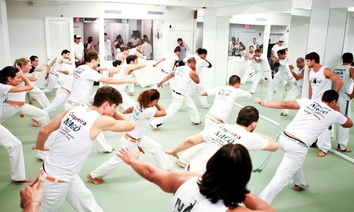 Nago Academy - New York: Five Capoeira or Muay Thai Classes with Optional Conditioning Classes at Nago Academy (Up to 80% Off)
