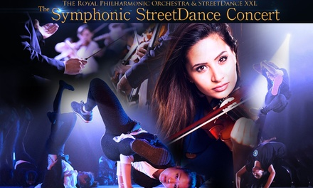 Symphonic Street Dance XXL: Up to Six Tickets on 23 July at SSE Arena, London (Up to 54% Off)