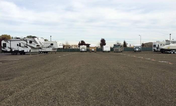 Forest Grove Storage - Forest Grove: Two Months of RV Storage from Forest Grove Storage (50% Off)
