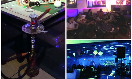 Up to 56% Off Hookah at Blue Ice Lounge
