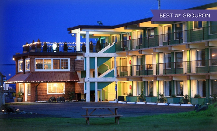 Stay with a Wine Tasting Outing at Westport Inn in Westport, WA. Dates into May.