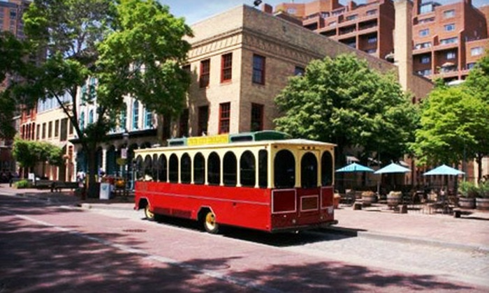 Capital City Trolleys - New Orleans: New Orleans History Trolley Tour for One, Two, or Four from Capital City Trolleys (Up to 57% Off)