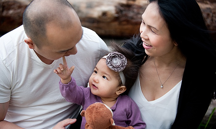 Contrast Studio - White Rock: C$69 for Studio or Location Photo Shoot with Two Prints at Contrast Studio (C$460 Value)