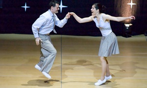 """Julia Dance Masters: Five Week """"Boogie and Two-Step"""" Dance Course from R450 at Julia Dance Masters (Up to 60% Off)"""