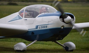 MotorGlide: 45-Minute or One-Hour Flying Experience with MotorGlide