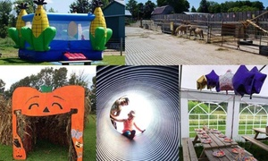 Hewitts Fun Farm: Up to 58% Off Entry to Fun Farm at Hewitts Fun Farm